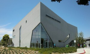 The Vicent Price Art Museum at ELAC's new Performing and Fine Arts Complex. (Photo from ELAC's website)