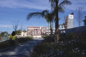 Main entrance at the main campus. (Image from the ELAC website)